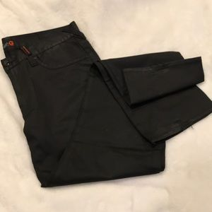 G by Guess straight legs cotton pants size 43/32